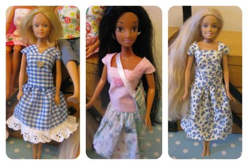 barbie x3